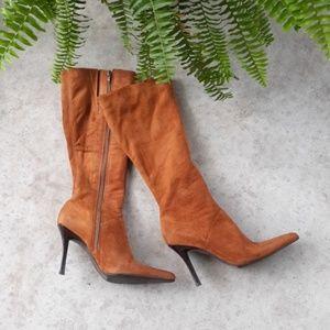 Diba Suede Knee high boot